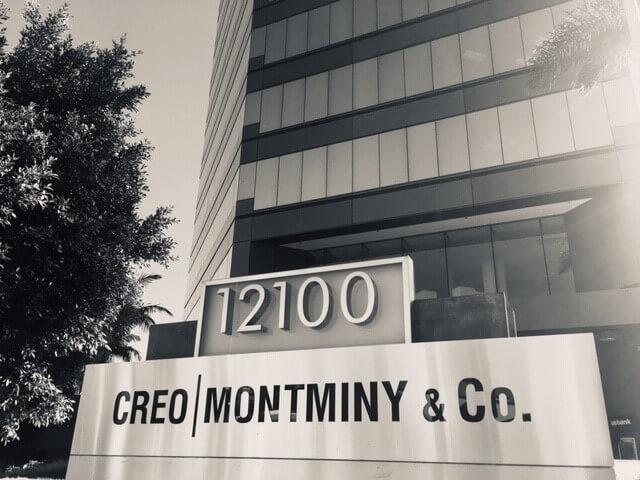creo montminy investment banking headquarters