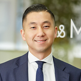 paul choi investment banking analyst