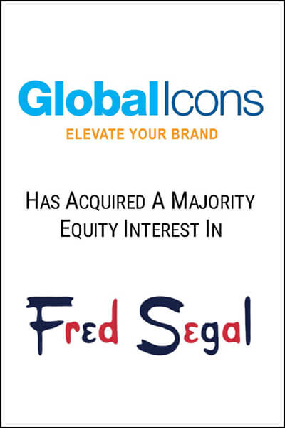 global icons majority interest in fred segal
