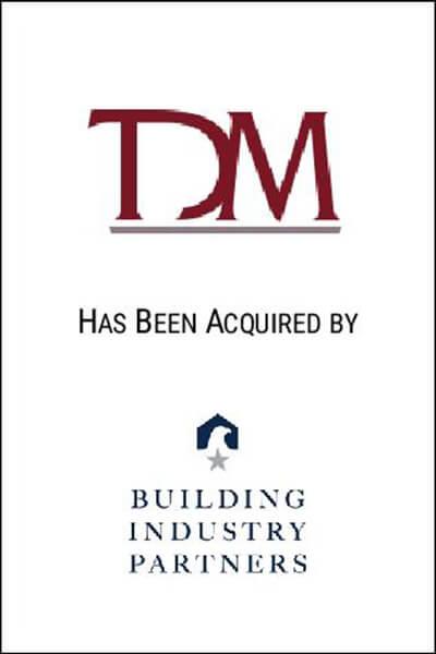 tdm acquisition building investment partners