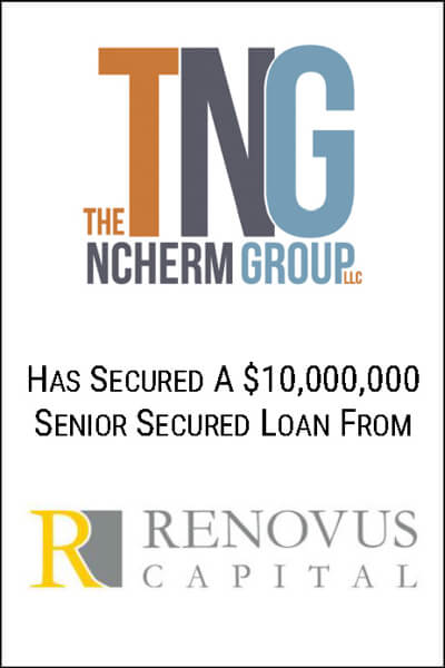 tng debt secure loan investment banking transaction