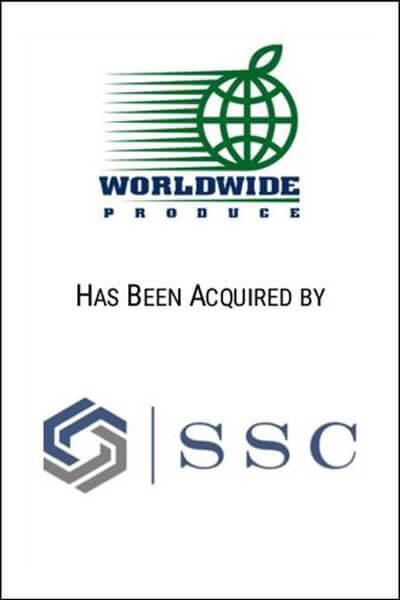worldwide produce ssc acquisition